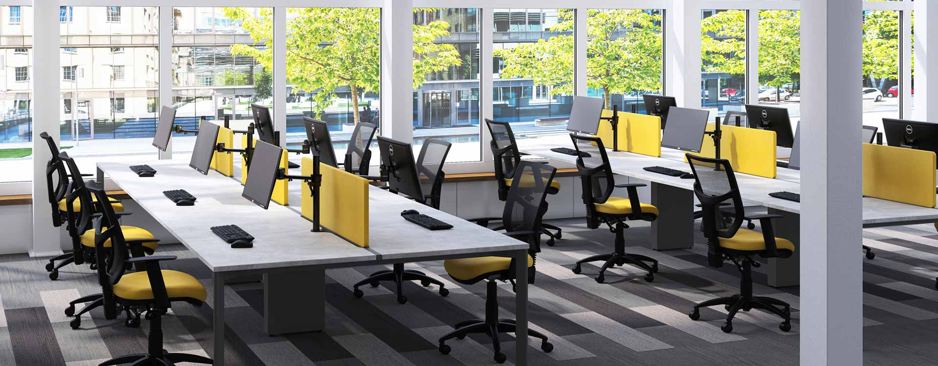 Office Desks & Seating Birmingam