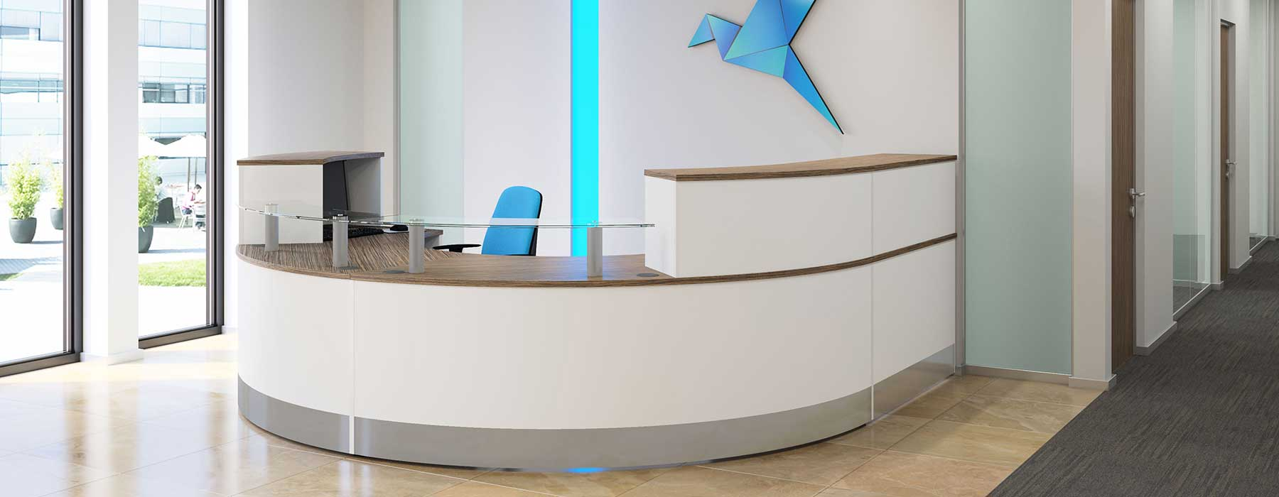 Bespoke Reception Counters